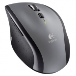 мышка Logitech Wireless Mouse M705 NEW серебристая