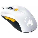мышка Genius Scorpion M6-600 бело-оранжевая