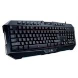 клавиатура Genius K20 Scorpion, черная