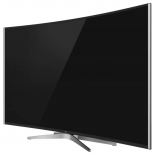 телевизор TCL L55C1CUS, черный