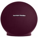 Портативная акустика Harman Kardon Onyx Mini, красная, купить за 7 335руб.