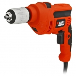 Дрель Black&Decker CD714CRES (ударная)