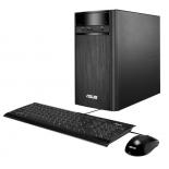фирменный компьютер ASUS VivoPC K31CD (Pentium G4400/4Gb/500Gb/DVD-RW/Intel HD Graphics/GbLAN/Win 10 Home), чёрный