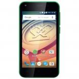 смартфон Prestigio Wize L3 3403 DUO, зеленый