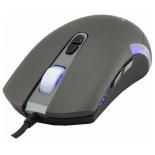 мышка Gembird MG-01, USB, 6кн.+колесо-кнопка создание макросов, 3500DPI, 1000 Гц,  подсветка