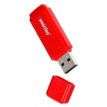 usb-флешка 32 Gb Smartbuy Dock red