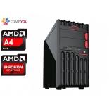 CompYou Home PC H555 (CY.571779.H555), купить за 30 749 руб.