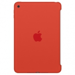 чехол для планшета Apple iPad mini 4 Silicone Case, оранжевый