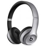 гарнитура bluetooth Beats Solo 2 Wireless Headphones (MKLF2ZE-A) cерая