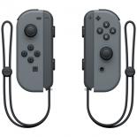 контроллер игровой специальный комплект Nintendo Switch Joy-Con (парные контроллеры), серые