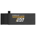 usb-флешка Corsair Flash Voyager GO 128 Gb, черная