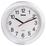 часы интерьерные Hama PP-250 H-113921, белые