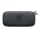 аксессуар для игровой приставки комплект для Nintendo Switch (чехол и защитная плёнка)