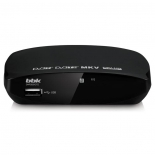tv-тюнер BBK SMP002HDT2, черный