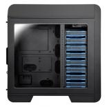 корпус Thermaltake Core V71 CA-1B6-00F1WN-00 Black, чёрный