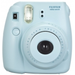 фотоаппарат моментальной печати Fujifilm Instax Mini 8, голубой