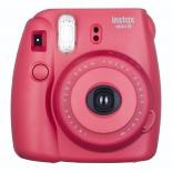 фотоаппарат моментальной печати Fujifilm Instax Mini 8, малиновый