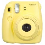фотоаппарат моментальной печати Fujifilm Instax Mini 8, жёлтый