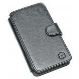 чехол для смартфона Norton для ASUS Zenfone 4'', искус.кожа, стикер, чёрный