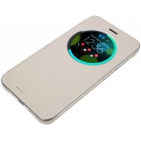 чехол для смартфона Asus для Asus ZenFone ZE520KL View Flip Cover, золотистый