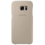 чехол для смартфона Samsung для Galaxy S7 Leather Cover (EF-VG930LUEGRU) бежевый