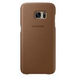 чехол для смартфона Samsung для Samsung Galaxy S7 Leather Cover (EF-VG930LDEGRU) коричневый