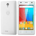 смартфон Prestigio Wize O3 PSP3458 Duo, белый