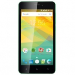 смартфон Prestigio Wize NK3 PSP3527 Duo, зеленый