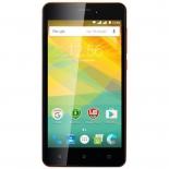 смартфон Prestigio Wize NK3 PSP3527 Duo, оранжевый