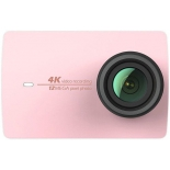 видеокамера Xiaomi Yi 4K Set, розовая