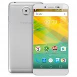 смартфон Prestigio Grace Z5 Duo, серебристый