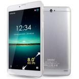 планшет Ginzzu GT-8005 8Gb, серебристый