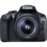 цифровой фотоаппарат Canon EOS 1300D Kit, черный