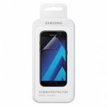 защитная пленка для смартфона Samsung ET-FA320CTEGRU для Samsung Galaxy A3, прозрачная
