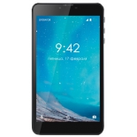 планшет Ginzzu GT-7110 8GB LTE, черный