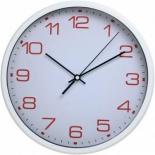 часы интерьерные Бюрократ WallC-R07P, белые
