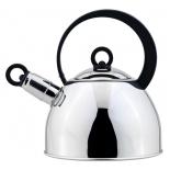 чайник для плиты Regent Linea TEA 93-TEA-25, (со свистком)