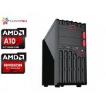 CompYou Home PC H555 (CY.339790.H555), купить за 28 640 руб.