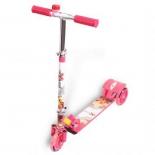 самокат Explore Omni Sport, розовый