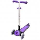 самокат для взрослых Y-Scoo Globber Elite S My Free Fold up (446-103) фиолетовый