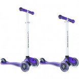 самокат Y-Scoo RT Globber My Free New Technology, фиолетовый