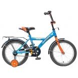 велосипед Novatrack Astra 16 (2016), синий