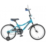 велосипед Novatrack Boister 16 (2016), синий