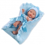 конверт для новорожденного Кукла Arias пупс в голубом конверте