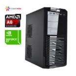 CompYou Home PC H557 (CY.539952.H557), купить за 17 240 руб.