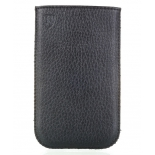 чехол для смартфона Time, универсальный с ремешком, размер 20 (64x128x11 мм), чёрный