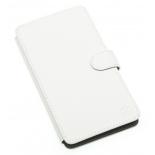чехол для смартфона Norton для ASUS Zenfone 4'', искус.кожа, стикер, белый