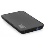 корпус для жесткого диска AgeStar 3UB2A8-6G (USB3.0, 2.5''), чёрный