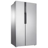 холодильник Samsung RS-552 NRUASL, серебристый