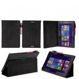 чехол для планшета IT BAGGAGE для ASUS Transformer Book T100 10'', искус.кожа, черный